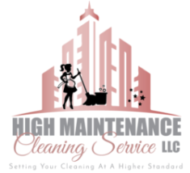 High Maintenance Cleanig Service LLC Logo